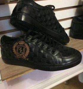 Ботинки  Биллионер кожа