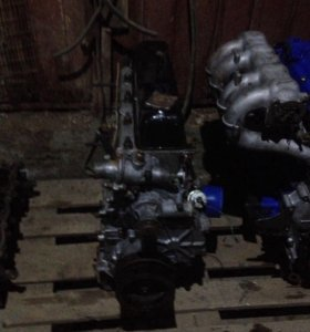 Двигатель 402 после капиталки