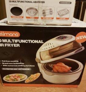 Мультипечь 3D Delimano Multifunctional Air Fryer