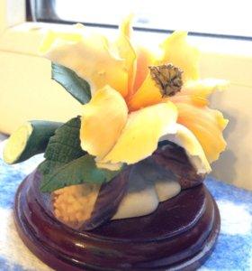 Фигурка цветок