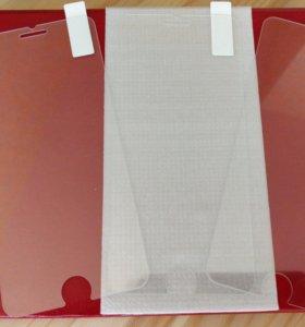 Защитное стекло на Iphone 6, 6s, 6s+, 7, 7+.