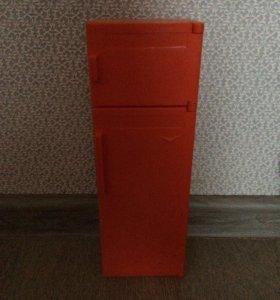 Холодильник для кукол