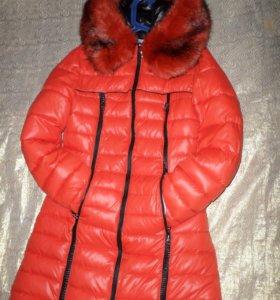 Куртка тёплая 44 р.