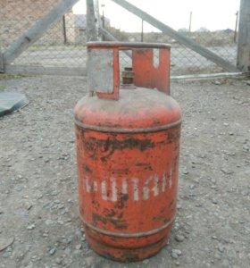 Баллон газовый 27 л