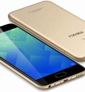Новый смартфон Meizu M5 16Gb