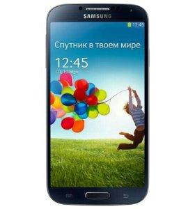 Samsung S 4 GT-I9500 черный