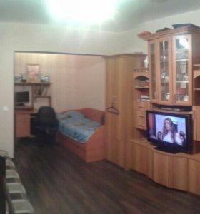 Квартира, 1 комната, 36.4 м²