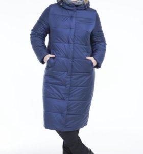 Пуховик пальто Зима