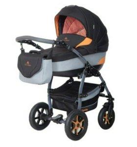 Детская коляска 2в1 Carreto Apollo