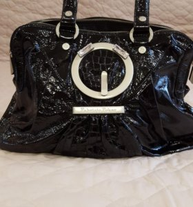 Женская сумка из нат. Кожи