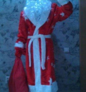 Костюм Деда Мороза.На прокат