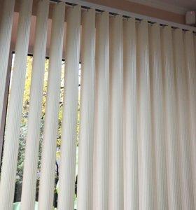 Ремонт вертикальных жалюзи на дому