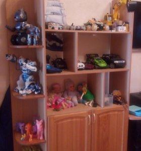 продам шкафы под игрушки