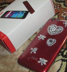 Смартфон BQ 5000L TREHD