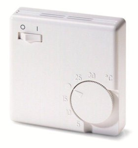 Терморегулятор Eberle RTR-E 3563 c выключателем