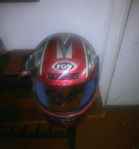 Шлем на скутер