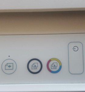 МФУ принтер сканер HP 2130
