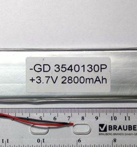 Аккумулятор для планшетов UK 3540130P
