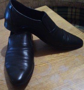 Свадебные мужские туфли