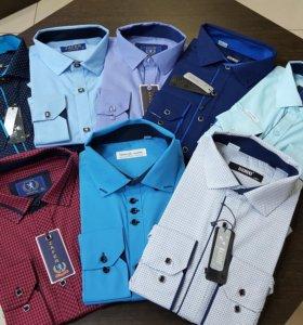 Рубашки с бирками и пиджаки по оптовым ценам