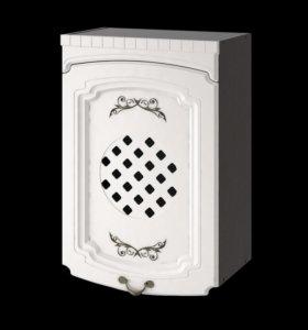 Шкаф навесной для сушки посуды с одной дверкой