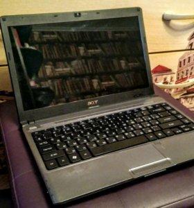 Ноутбук Acer Aspire 3810t
