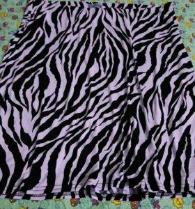 Новая лёгкая юбка. Большой размер.
