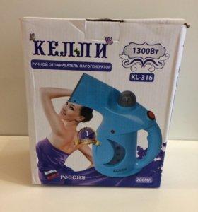 Ручной Пароочиститель-отпариватель Kelli KL-316
