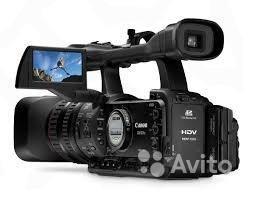 Профессиональная камера Canon XH A1S