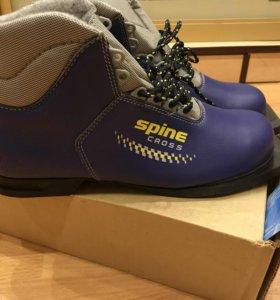 Лыжные ботинки SPINE CROSS (р.42 )