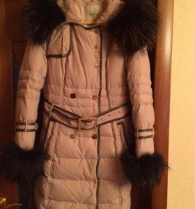 Куртка  зимняя 46 размер .