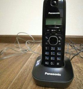 Радиотелефон Panasonik kx-tg1611ru