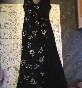 Платье вечернее как новое