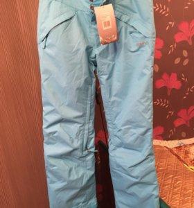 Горнолыжные штаны зимние