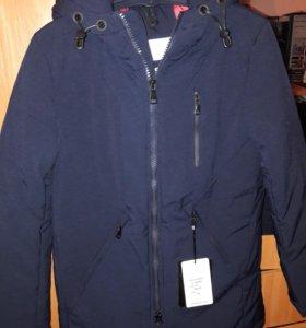 Куртка зимняя Парка / новая