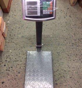 Весы торговый новые