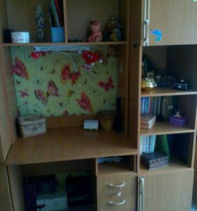 Продам мебель в детскую комнату в хорошем состояни