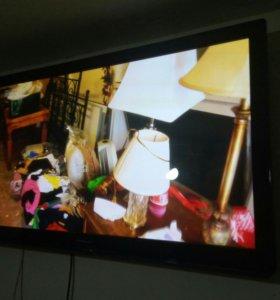 телевизор плазменный Panasonic tx-pr50 u30 full hd