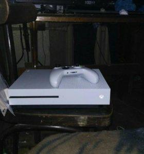 Xbox one s (обмен, продажа( 500gb