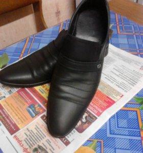 Ботинки муж. 800р