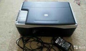 МФУ HP Deckjet f2180(струйный)