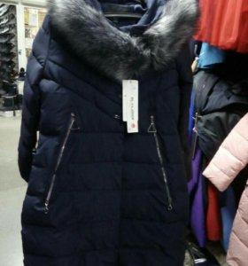 Куртка зимняя 42-48