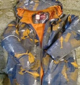 Детская куртка Reike