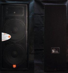 Акустическая система JBL JRX125