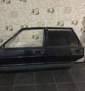 Двери ВАЗ 2114-15 передние задние(левые)