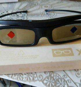 3D очки Smart tv (активные) 😎
