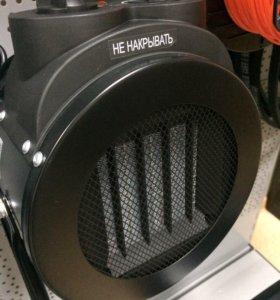 Электрическая тепловая пушка керамич. нагреватель