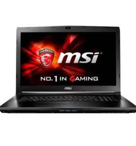 Игровой ноутбук MSI GL72 6QF-403RU