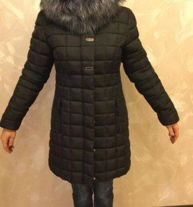 Зимнее пальто Новое. Пуховик