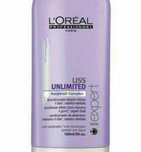 Liss Unlimited разглаживающий уход